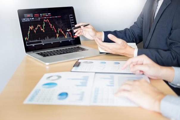 ecrans de trading